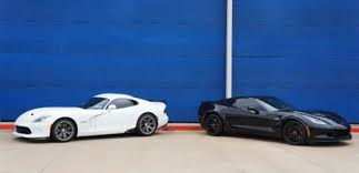 Dodge Viper 2014 - 2015 chevrolet corvette z06 races 2014 dodge viper ta on the