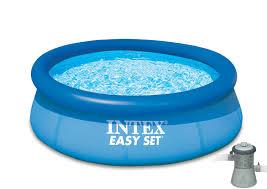Backyard Pools Walmart by Intex Inflatable Mandarin Swim Center Family Lounge Pool Walmart Com