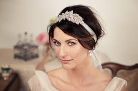 Elegant Bridal Hairstyles by Looking Elegant With Short Wedding Hairstyles With Headband