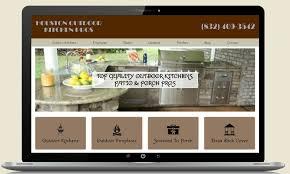 contractor website design houston website design