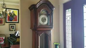 German Grandfather Clocks Howard Miller Grandfather Clock Westminster Youtube