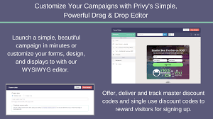 privy free email popups with exit intent u2013 ecommerce plugins for