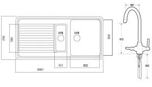Kitchen Sink Size And Window Size by Standard Kitchen Window Size Home Design Popular Cool At Standard
