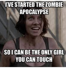 Overly Attached Girlfriend Meme - the walking dead overly attached girlfriend memes of the walking