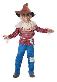 scarecrow costume toddler harvest time scarecrow costume