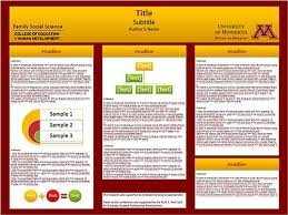 templates for poster presentation download sle poster presentation templates sle poster presentation