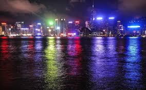 hong kong city nights hd wallpapers hong kong wallpapers hd download
