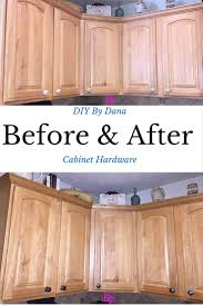 changing kitchen cabinet door handles how to replace kitchen cabinet hardware diy tutorial
