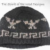 cowichan hat cotton jacquard workshirt home flags and hats