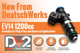 lexus is300 injectors new ev14 1200cc dv2 injectors deatschwerks llc