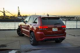 jeep srt8 review test drive 2015 jeep grand srt ny daily