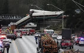 several dead after amtrak train traveling at 80 mph derails from