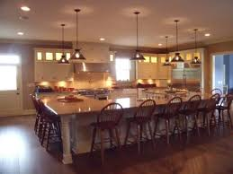 Kitchen Island Country Antiquewhitecabinets In Kitchen Category Kitchens Image