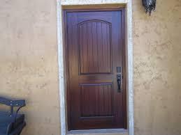 Wood Exterior Entry Doors Wooden Exterior Front Door Handballtunisie Org