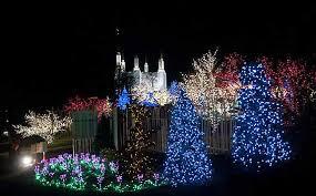 winter lights festival gaithersburg light festival images visit to the mormon temple festival of