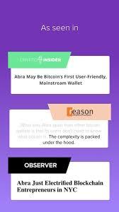 abra buy u0026 sell bitcoin wallet u0026 money transfer android apps