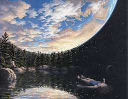 the incredible paintings of rob gonsalves album on imgur