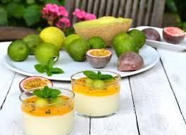 britische küche s küche dessert from ipanema guaven limetten mousse mit