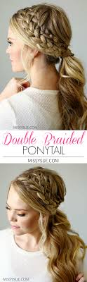 braid hair styles pictures the prettiest braided hairstyles for long hair with tutorials