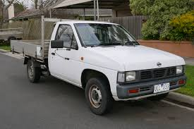 nissan australia commercial vehicles file 1993 nissan navara d21 2wd 2 door cab chassis 2015 08 07