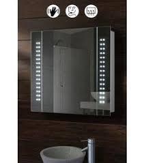 Led Illuminated Bathroom Mirror Cabinet by Buy John Lewis Equinox Illuminated Single Mirrored Bathroom