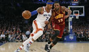 Carmelo Anthony Bench Press Nba Trade Rumors Carmelo Anthony To Cavs Paul Millsap To Knicks