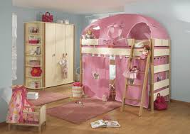 Childrens Bedroom Playful Childrens Beds Kids Bedroom Designs - Pink bunk beds for kids