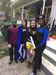 Raven Teen Titans Halloween Costume Minute Halloween Costumes Teen Titans Terra