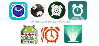 top 7 unusual and wacky alarm clocks for the sleepyheads android