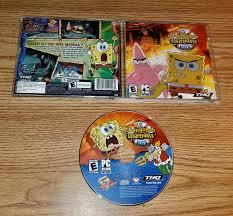 spongebob squarepants movie pc 2004 windows action game