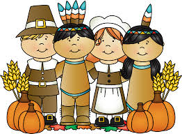 funny thanksgiving animations pilgrim thanksgiving table printable clipart clipartfest