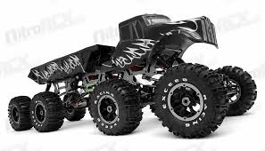 exceed rc 1 8 scale mad torque 8x8 rock crawler 2 4ghz ready
