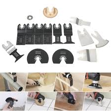 Patio Heater Hss A Ss Parts by Kkmoon 15pcs Mix Oscillating Blade Kit Multi Tool Saw Blades Sales