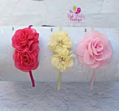 toddler hair bows toddler headband flower headband toddler hair accessories