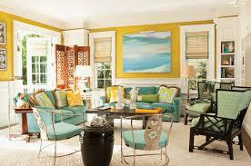 key west living room with blended furnishings key west key west design