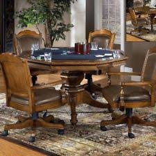 poker table chairs ebay