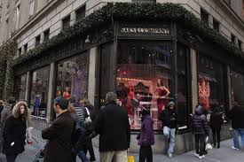 saks fifth avenue new york 611 fifth ave nyc shopping guide