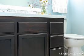staining kitchen cabinets with gel stain diy gel stain cabinets no heavy sanding or stripping