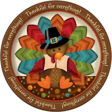 turkey thanksgiving dinner plates thanksgiving tableware