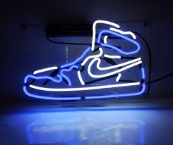 new beer neon sign shoes cool led lamp light room decor for pub