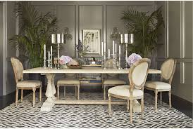 Trestle Dining Room Table Soleil Trestle Dining Table Living Spaces