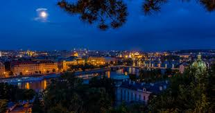 discover prague by night dinner cruise for two experience gifts