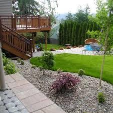 stunning sloping garden design ideas photos home design ideas
