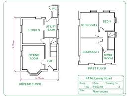 floor plan using autocad building drawing part 1 autocad 2011
