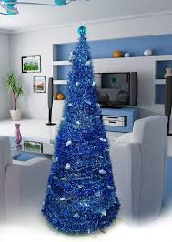 pop up tree christmas tree 5 collapsible pop up tinsel metallic cone modern