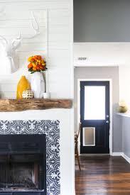 our rustic gorgeous diy wood mantel love u0026 renovations