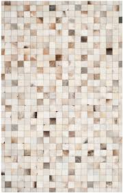 Leather Area Rug Rug Stl517a Studio Leather Area Rugs By Safavieh