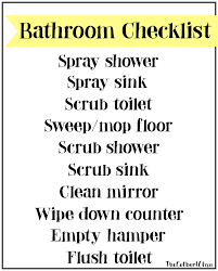 diy how to speed clean the bathroom in 15 minutes