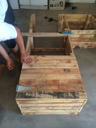 Outdoor Furniture Made From Pallets Furniture Made From Pallets Instructions Pallet Couch Instructions