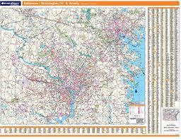 washington dc map puzzle rand mcnally northern virginia washington d c wall map